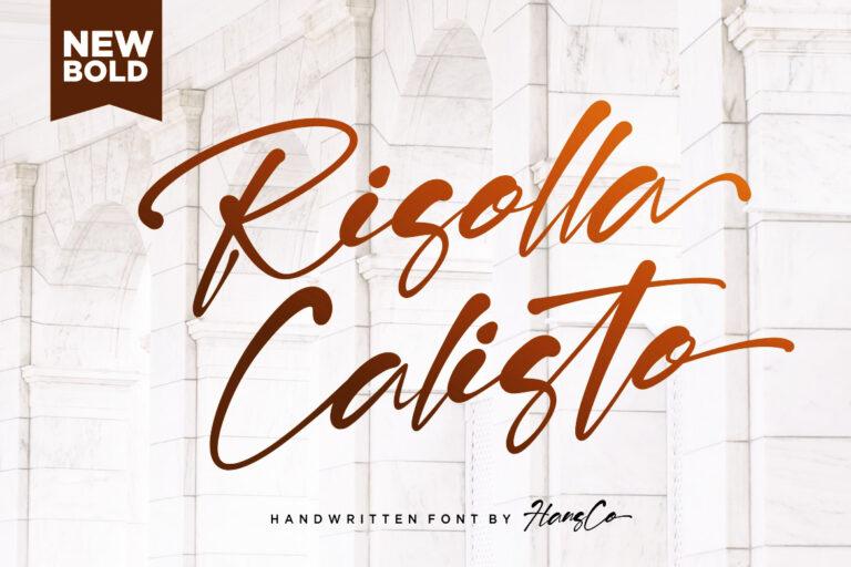 Preview image of Risolla Calisto
