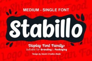 Stabillo Medium