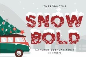 Snow Bold