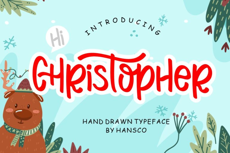 Preview image of Hi Christopher