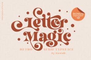 Letter Magic