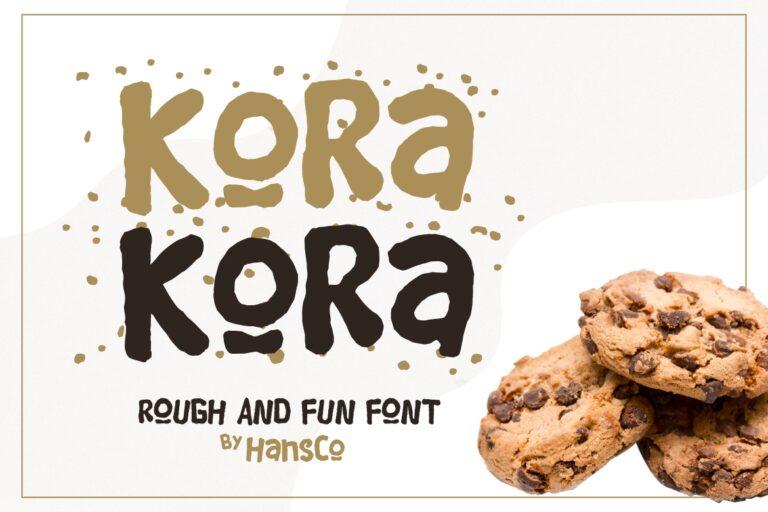 Preview image of Kora Kora