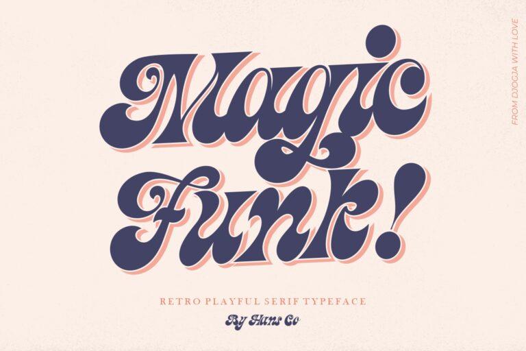Preview image of Magic Funk