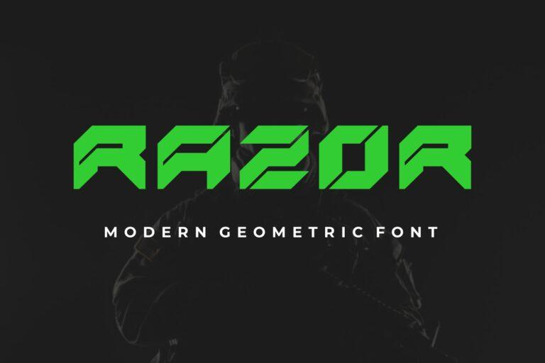 Preview image of Razor