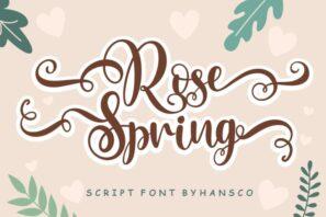 Rose Spring