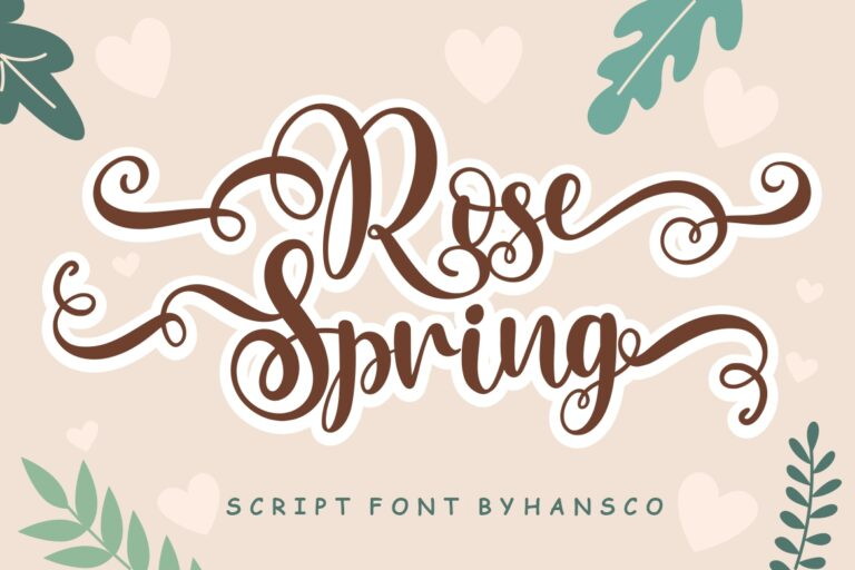 Preview image of Rose Spring