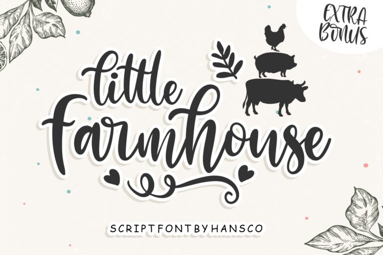Preview image of Little Farmhouse