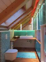 Bad in der Dachschräge   hansen innenarchitektur ...