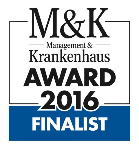 Nominiert für den M&K AWARD 2016!