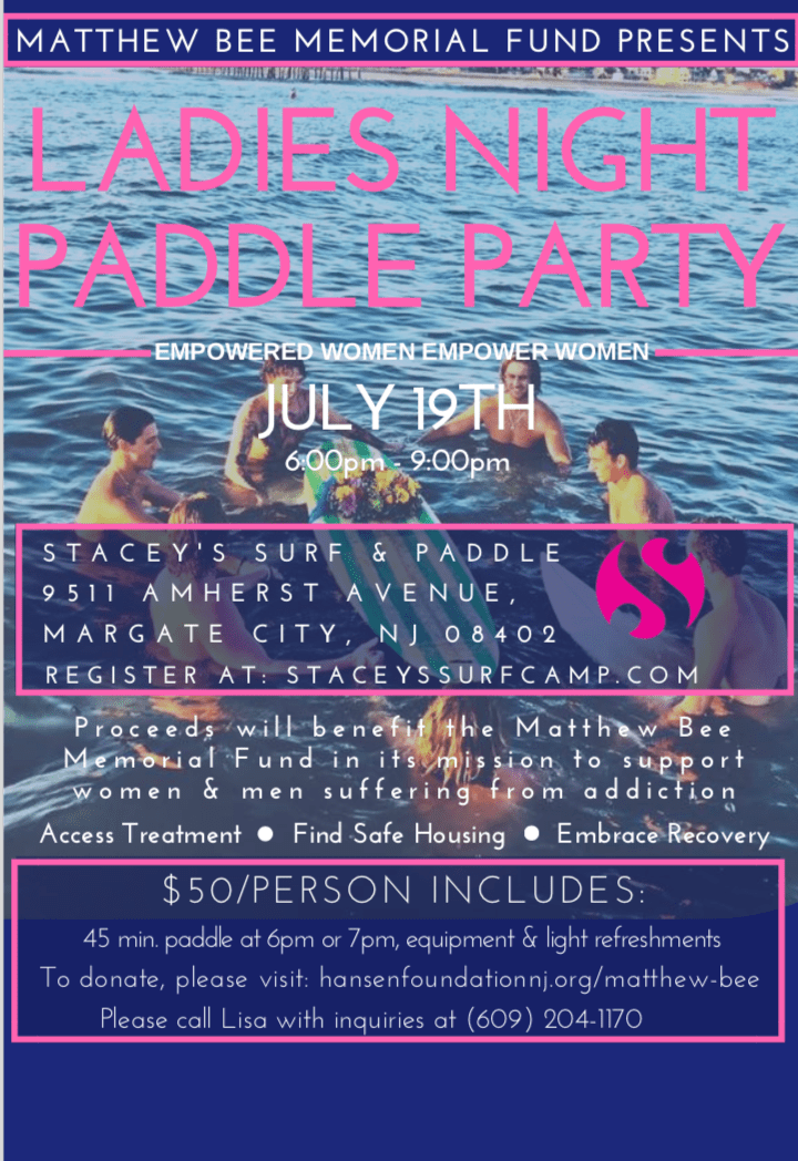 Paddle Party