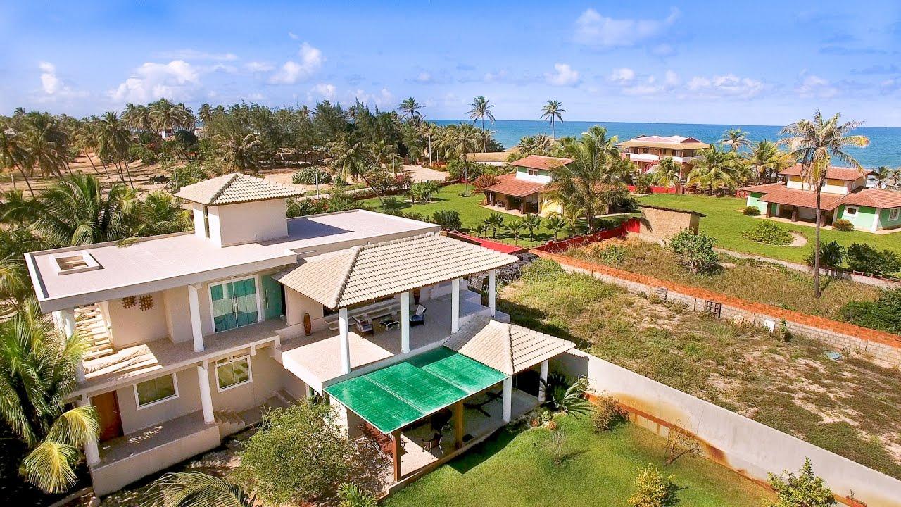 Casa de praia a venda em Porto de Saupe  Hansen Imveis