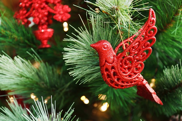 Christmas Ornament | Hansen-Spear Funeral Home - Quincy, Illinois