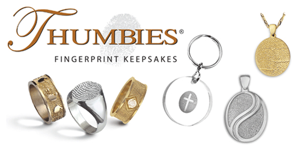 Thumbies Fingerprint Keepsakes | Hansen-Spear Funeral Home - Quincy, Illinois