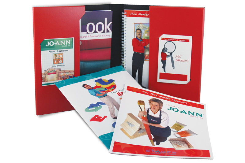 JoAnn Stores Training Materials