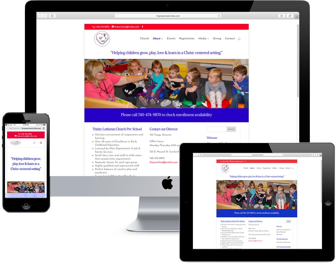 Trinity Lutheran Christian Preschool