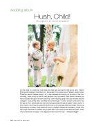 Hush, Child!