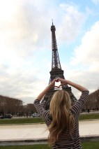 leaving my heart in paris