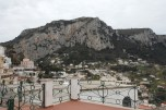 capri from the city center