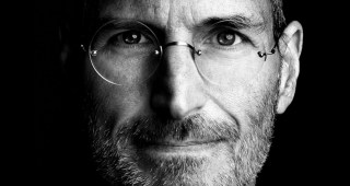 Hans' Milieu - The One Who Changed The World, Au Revoir Steve Jobs - Banner 01