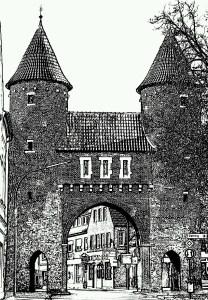 Lüdinghausr Tor Dülmen