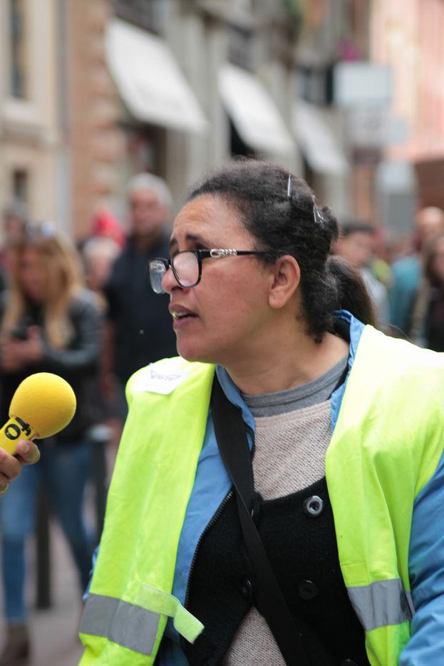 Gilet Jaune Acte 28 : gilet, jaune, Gilets, Jaunes, Toulouse-, Journée, Tension., (Sandra, Fastre), Hanslucas.com