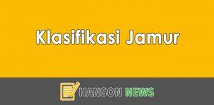 Klasifikasi Jamur