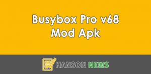 Download Busybox Pro v68 Mod Apk Terbaru Gratis Full Fitur