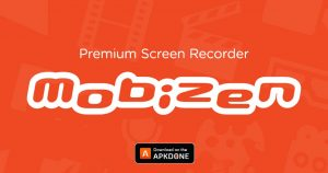 Mobizen Screen Recorder Mod APK