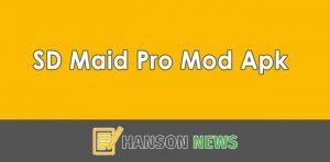 Download SD Maid Pro Mod Apk Terbaru 2021 [No Root]
