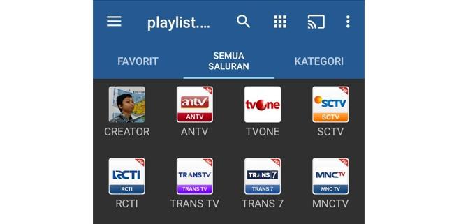 Review IPTV Indonesia Premium Gratis Apk