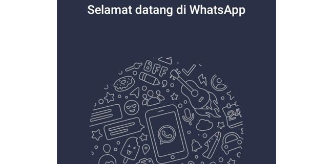 Review WhatsApp Transparan