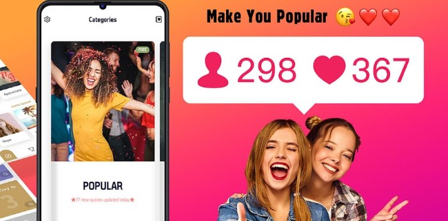 Real Followers & Likes for Instagram from Ins Tags