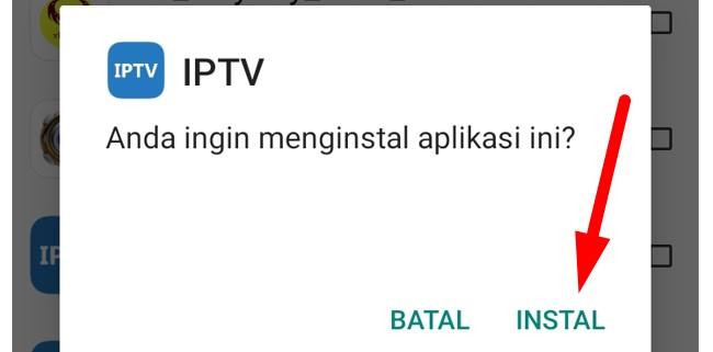 Cara Instal IPTV Premium Indonesia