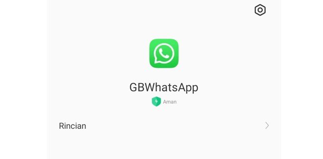 Download Whatsapp Mod Versi Terbaru - GB WhatsApp