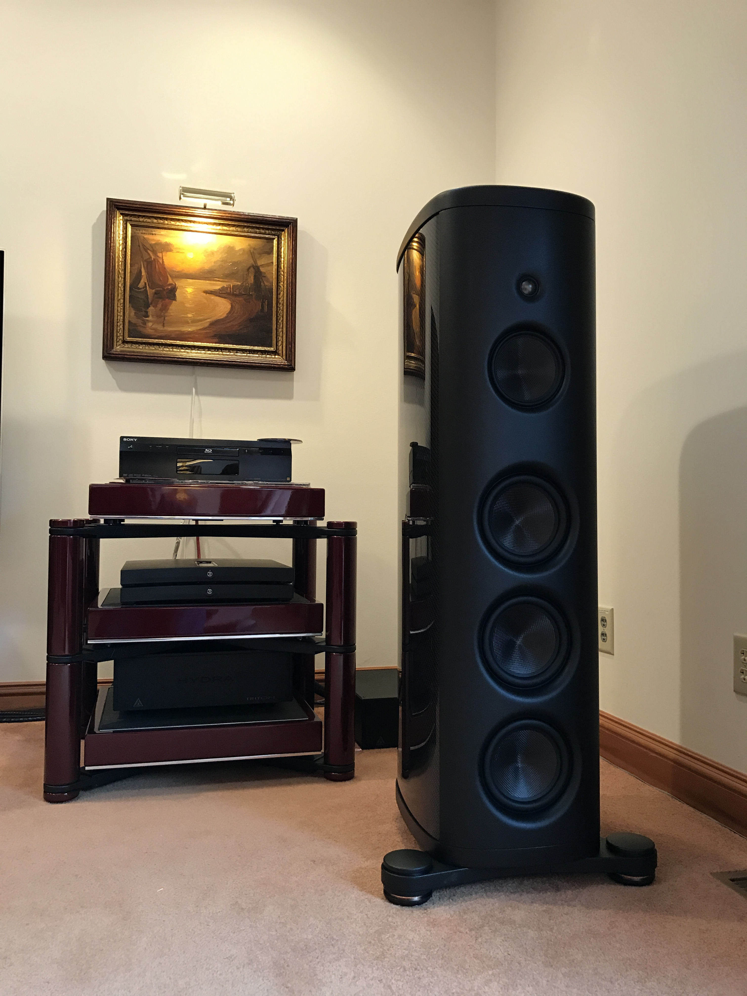 hi fi audio hanson audio video. Black Bedroom Furniture Sets. Home Design Ideas
