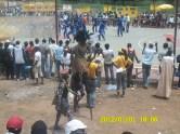 UBa Fans Club in action