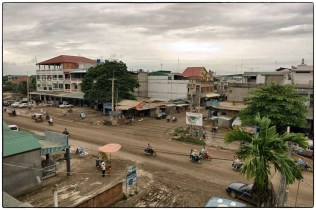 Poipet, Northern Cambodia :: copyright Richard Hanson