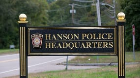 Home - Hanson Police Department