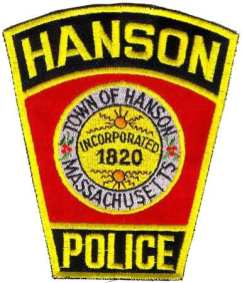 Hanson-Police-Patch