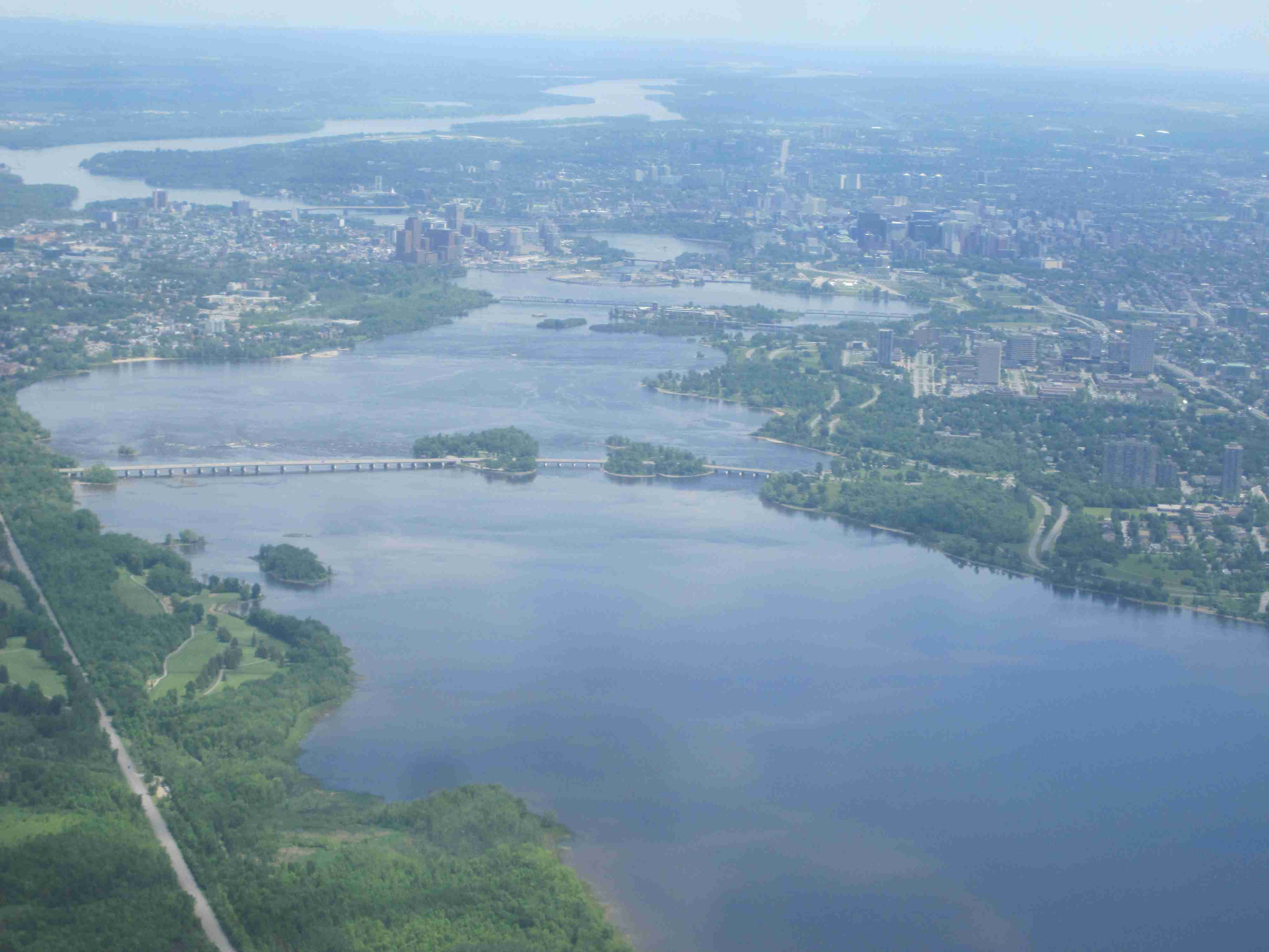 Ottawa River – Urban Commuter Canada – Hans Moor #1