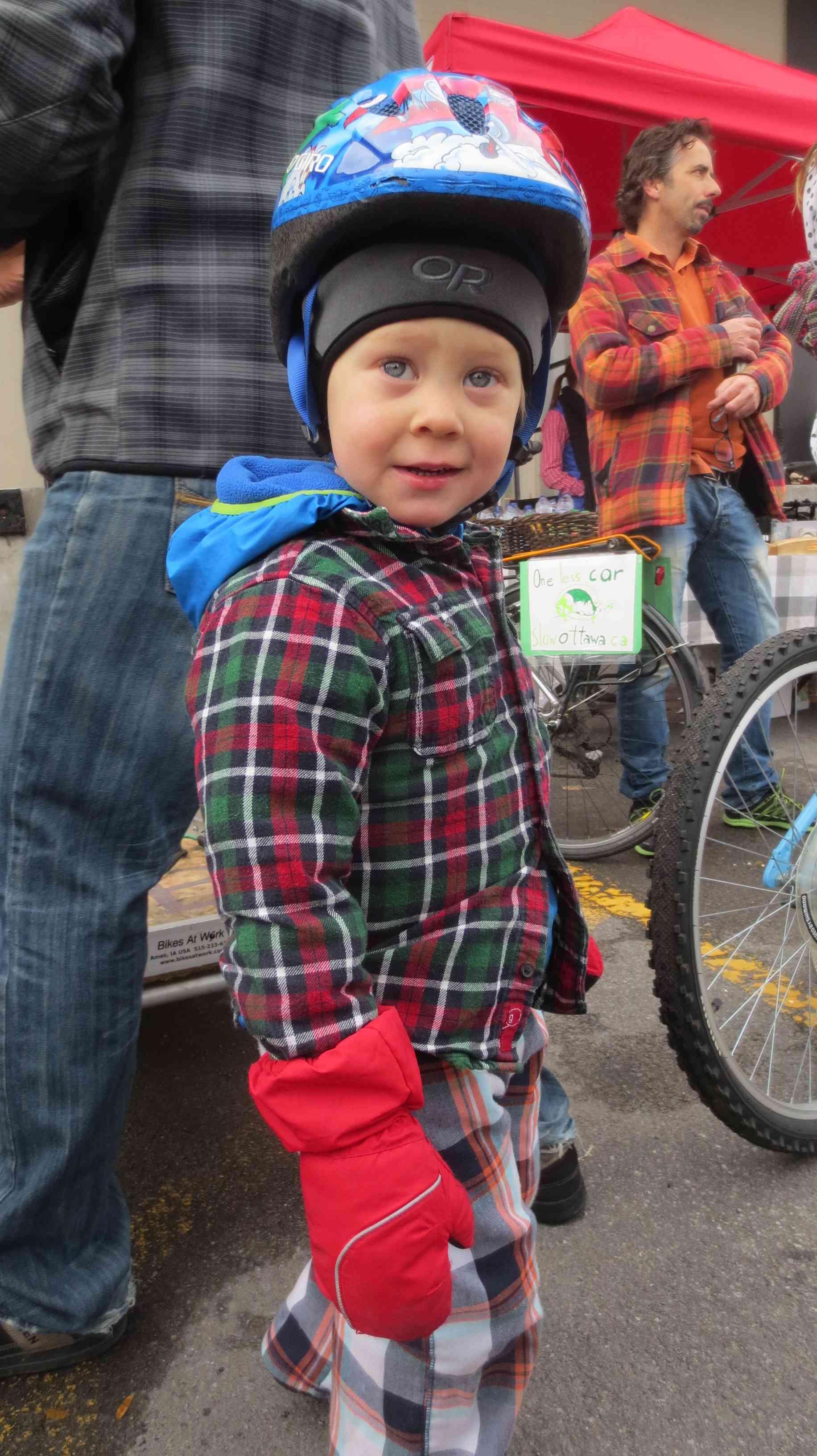 2013 10 27 Ottawa Plaid Parade – Hans Moor 10
