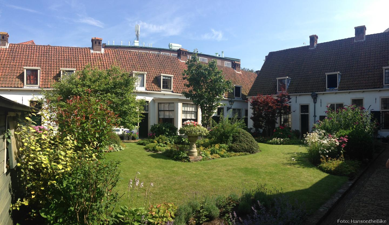 2016 Haagse hofjes almshouses - Hans Moor 13