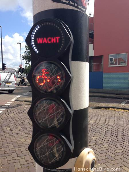 Dutch traffic light