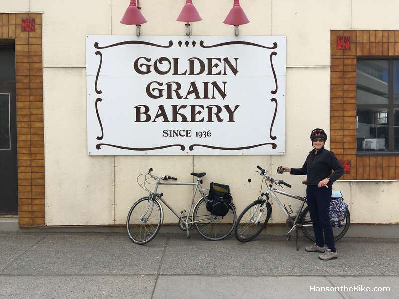 Golden Grain Bakery has even shipped their baked goods to people as far away as Texas.