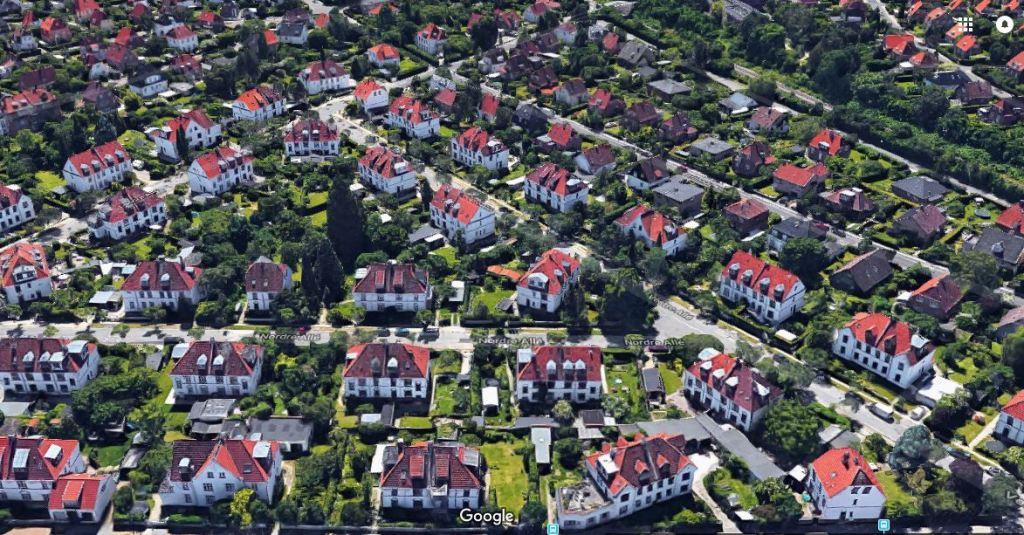 1940's housing in Copenhagen