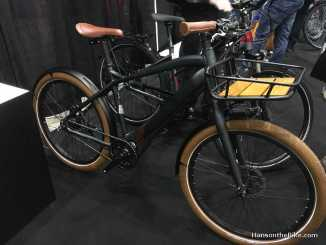bike at Montreal Bike Show