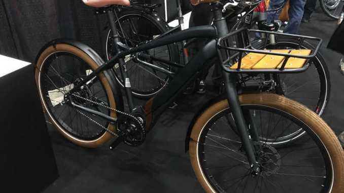 bike at Montreal Bike Show