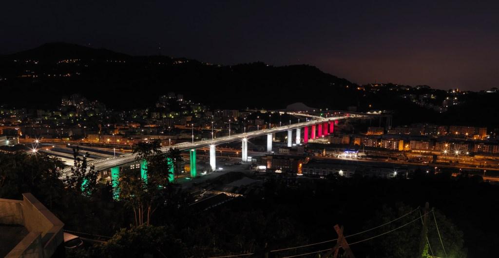 genova san giorgio bridge