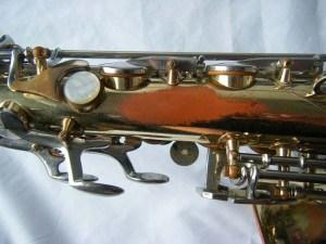 king zephyr alto sax 1960's