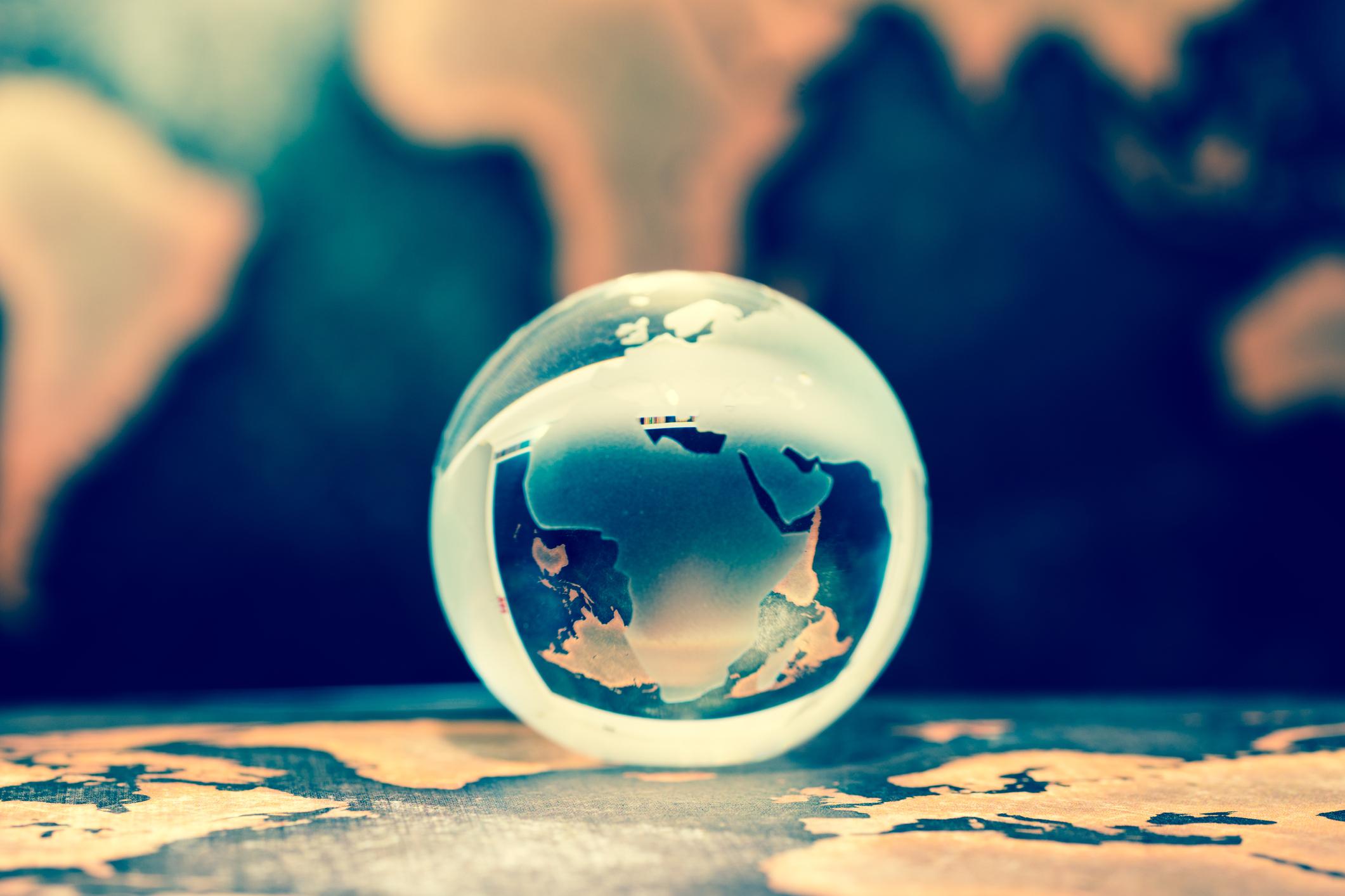 Fragmentierung der Welt